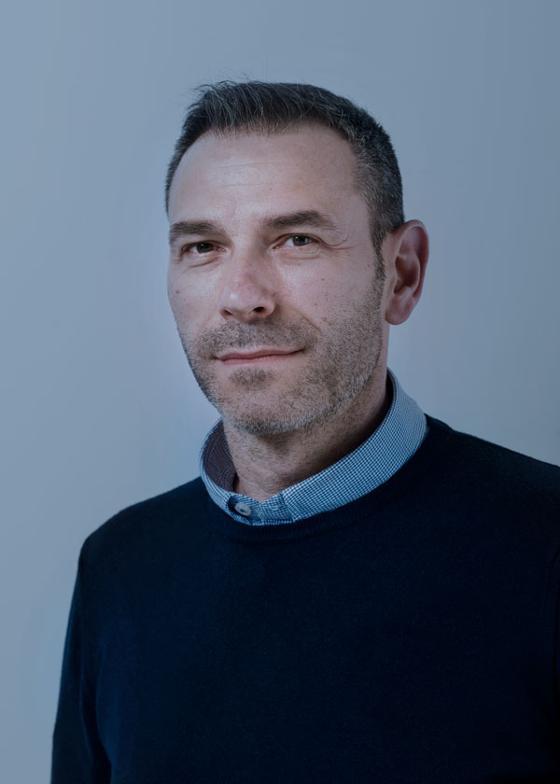 Daniele Pioli - Partner & Production Manager
